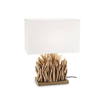 1 luz mesa luz branca
