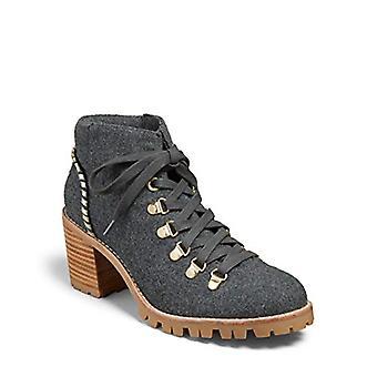 Jack Rogers Women's Shoes Poppy Flannel Hiker Fabric Almond Toe Ankle Fashion...
