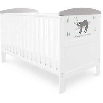 Babyhoot Coleby Style Cot Bed