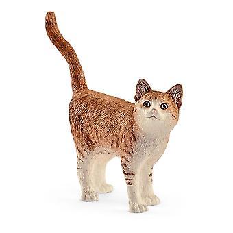 Schleich Farm Welt Katze Figur (13836)