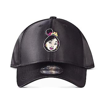 Disney Mulan Arc patch ívelt Bill Cap Unisex Fekete (BA434686MUL)
