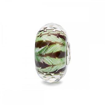 Troll pärlor Wild Jungle glaspärla TGLBE-30035
