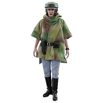 Official Star Wars Princess Leia Endor Outfit 1:6 Scale Figure