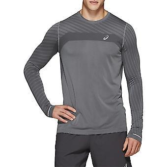 Asics Seamless LS 2011A602020 running all year men sweatshirts