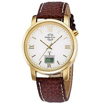 Mens Watch Master Time MTGA-10298-13L, Quartz, 41mm, 3ATM