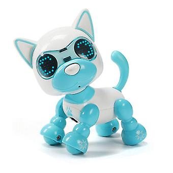 Sevimli Robot Köpek Robotik Köpek İnteraktif Oyuncak