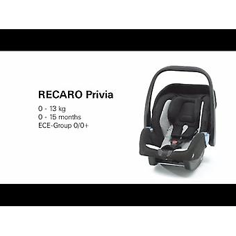 Recaro Privia Evo Group 0/0+ Car Seat