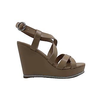 BCBGeneration Womens Janice Open Toe Casual Platform Sandals