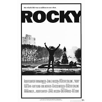 Rocky Filmposter (11 x 17)