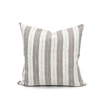 Merlin Linen Stripe - Pillow Cover
