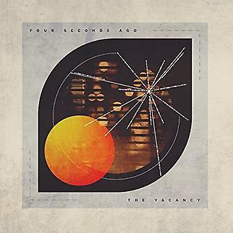 Four Seconds Ago - Vacancy [Vinyl] USA import