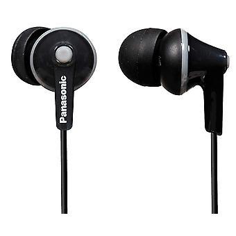 Panasonic Ergofit Stereo Kuulokkeet Musta
