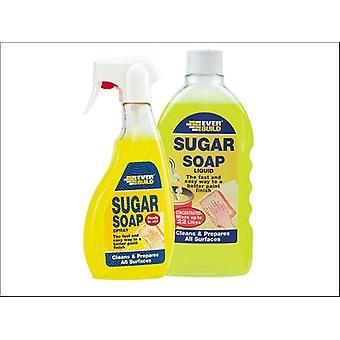 Everbuild cukor mydlo kvapalina 500ml