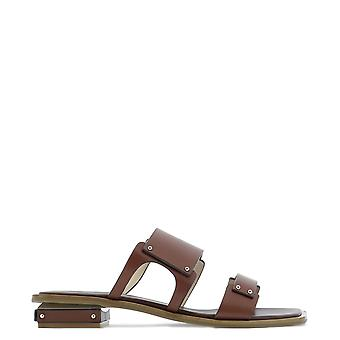 Rodo S03321238238 Women's Brown Leather Sandals