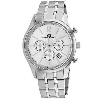 Oceanaut Men's Masterly Silver Dial Watch - OC1500