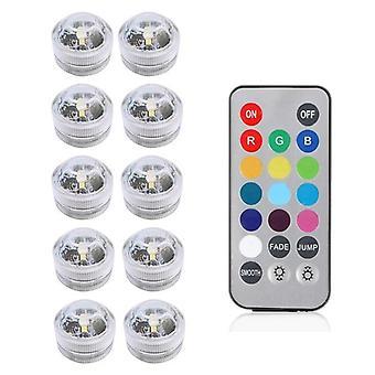 Tauchfähige LED-Leuchten, wasserdichte Nachtlampe