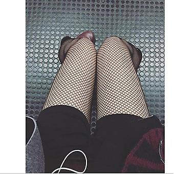 Women Sexy Transparent Slim Fishnet