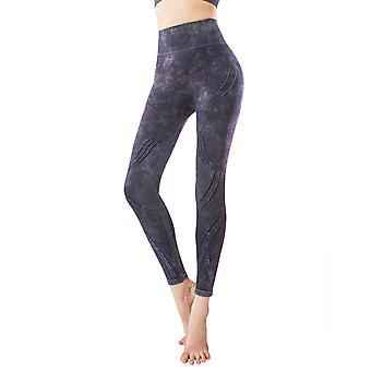 Women's pantalones de yoga sin costuras Q17