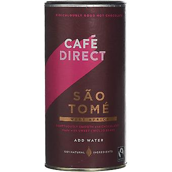 Cafedirect Fairtrade (FKS0001) Sao Tome Hot Chocolate 6 x 300g