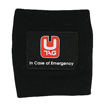 Utag Sports Wrist Pouch With Zip Pocket