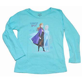 Frost/Frozen II tröja Ljusblå 128 cl