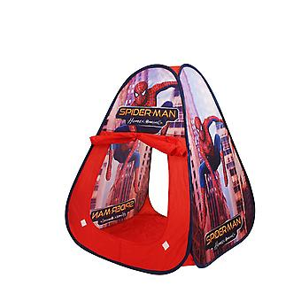 Ladida Pop-Up Tent with Motifs from Spiderman