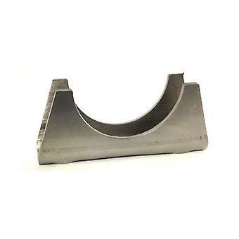Universal Auspuffrohr Cradle 48 mm Rohr - T304 Edelstahl