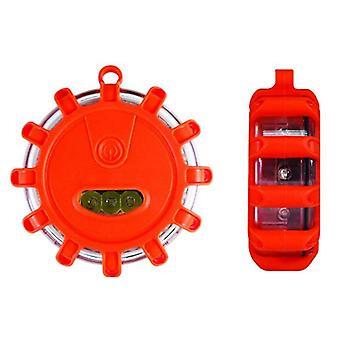 Forte spia magnetica di emergenza disco di emergenza led razzi stradali / sicurezza stradale