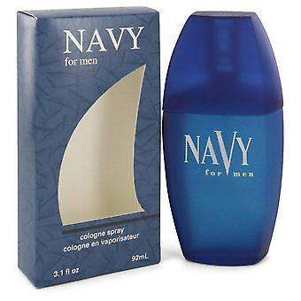 Navy Köln Spray mennessä Dana 3.1 oz Köln Spray
