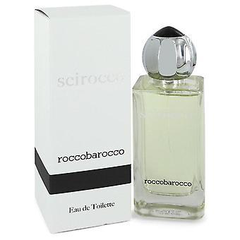 Scirocco Eau De Toilette Spray di Roccobarocco 3.4 oz Eau De Toilette Spray