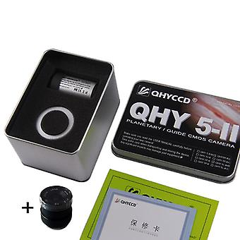 Qhy 5r-ii-c guiding/planetary multifunction camera  with free a 8mm cctv lens