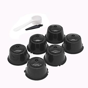 Pack Reusable Dolce Gusto Coffee Capsule Plastic Refillable