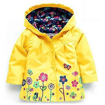 Autumn Winter Kids Jacket Hooded, Coat Infant Clothing