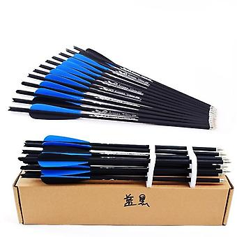 Crossbow Bolt Arrows For Hunting And Shooting