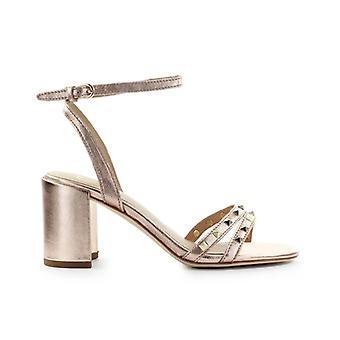 Ash Janis Kupfer-Heeled-Sandale