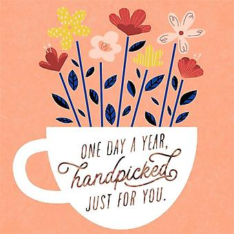 Hallmark Studio Ink - One Day A Year Handpicked For You Card