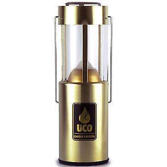 UCO 9 Hour Original Candle Lantern - Polished Aluminium