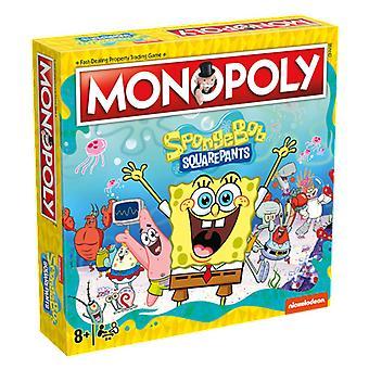 Monopoly - spongebob edition