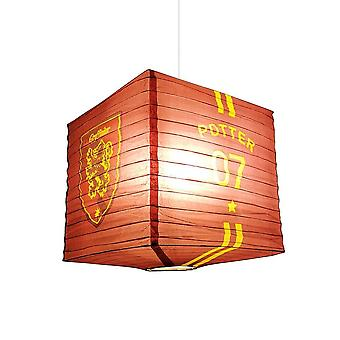 Harry Potter Quidditch Cube Paper Light Shade