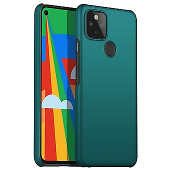 Ultra thin case for google pixel 5 anti fall shockproof cover green kc97