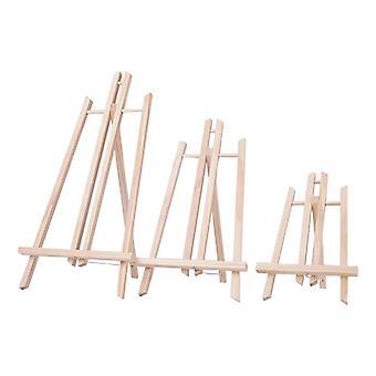 כן שולחן עץ אשור עבור ציור אמן, מעמד עץ מלאכה