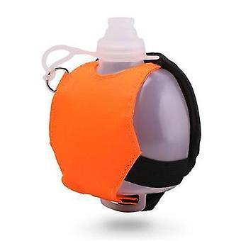 Wearable Hands Free Wrist Water Bottle For Running, Cycling