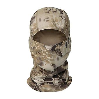 Tactical Camouflage Military Uniform Full Face Mask