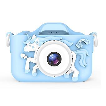 Oyuncaklar At Mini Dijital Kamera, Hd Ips Ekran, Eğitim Oyuncak için,, Doğum Günü