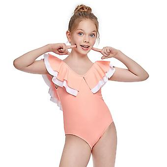 בגדי ים בלעדיים לילדים חדשים לבגדי ים פרועים זוגיים של בנות חוצות גבולות