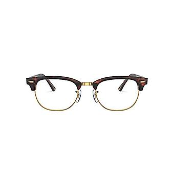 Ray-Ban Unisex - Adulte Rx5154 Clubmaster CLUBMASTER-0RX51548058, Brown (Braun)