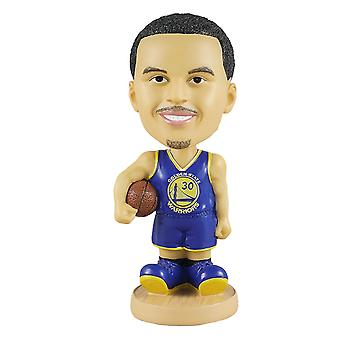 Stephen Curry Action Figure Statue Bobblehead Basketball Doll Décoration