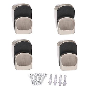 4 x suporte de vidro Suporte de parede montagem 3-20mm substituição de vidro peça 161