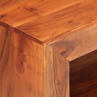 vidaXL Dressoir 80x30x60 cm Acacia massief hout
