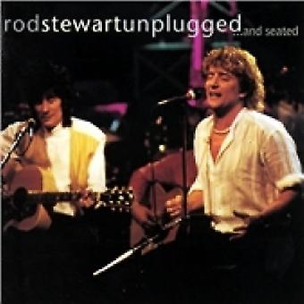 Rod Stewart - Unplugged And Seated CD